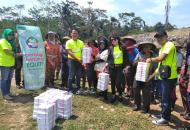 equity life indonesia berbagi bersama warga magelang
