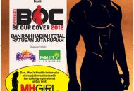Equity Life Indonesia sebagai Official insurance Co Sponsor Pemilihan Be Our Cover  & Men's Health Girl