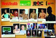 Equity Life Indonesia memberikan perlindungan asuransi jiwa kepada seluruh Pemenang Be Our Cover 2012 Majalah Men's Health