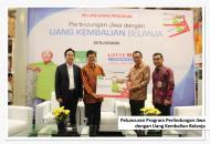 Equity life indonesia luncurkan program perlindungan jiwa lewat uang kembalian belanja